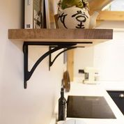 From The Anvil Shelf Brackets and Hand Rail Brackets